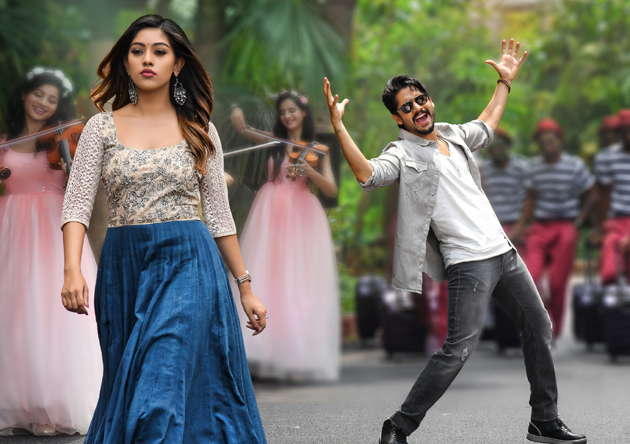 Anu Baby Video Song From Naga Chaitanya Sailajareddy Alludu Movie