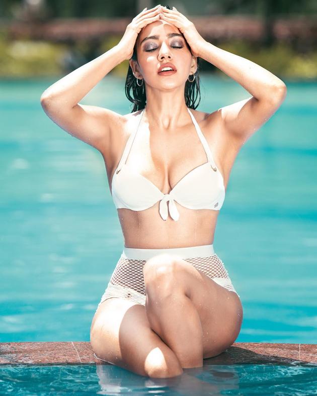 Neha Sharma Photo shoot for Maxim
