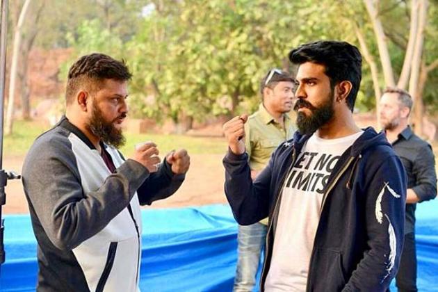 Ram Charan Upset with Syeraa Movie