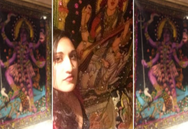 Indian woman slams US pub for Hindu gods on toilet walls
