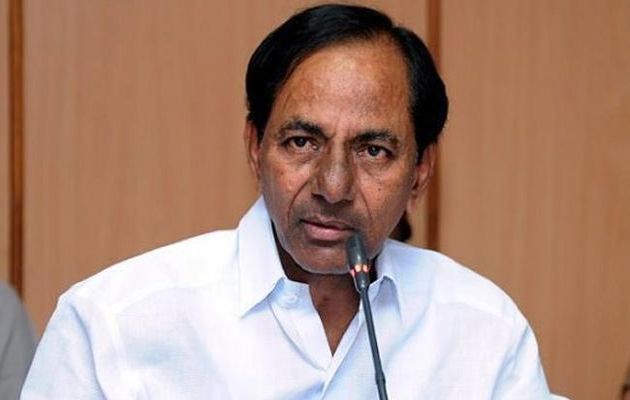No Mail ID, Neither FB Nor Twitter For KCR