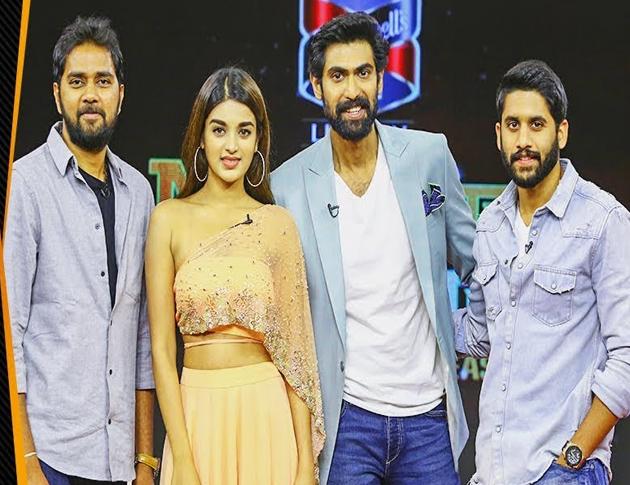 Rana ask funny questions to Naga Chaitanya in No 1 Yaari with Rana Show