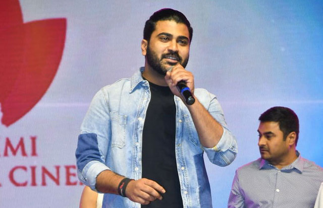 Sharwanand Comments On Flop Director