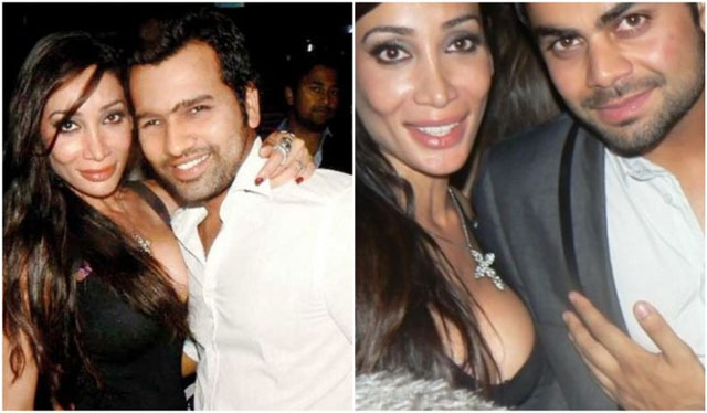 Sofia Hayat Gives Clean Chit to Virat Kohli and Rohit Sharma