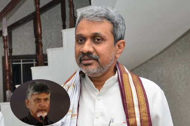 Chalasani Srinivas Is Behave like Chandrababu naidu Covert