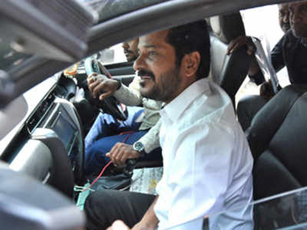ED Grilling Revanth Reddy For Over 8 Hours