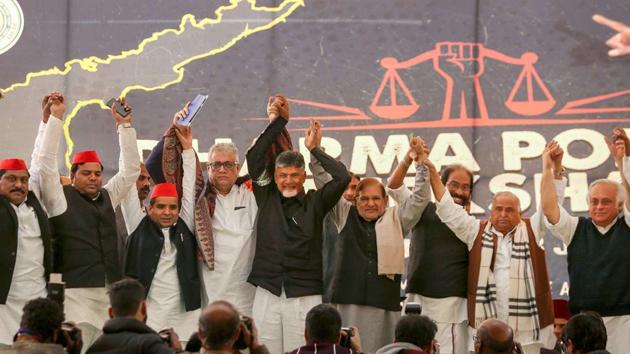 TDP Leaders Targets Rajiv Gandhi house
