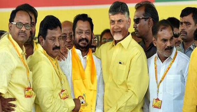 Harsha Kumar Quits TDP In Just 4 Days