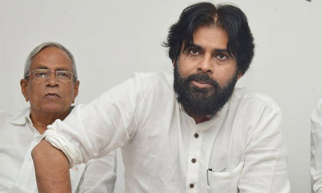 Janasena Will Contesting from Mangalagiri Assembly constituency
