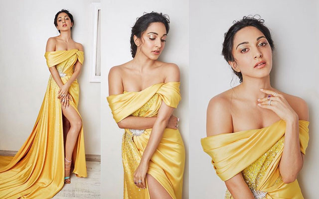 Kiara Advani Glamourous Pose