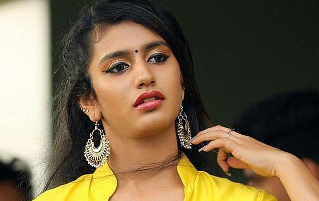 Priya Prakash Varrier React On Sridevi Bungalow Title