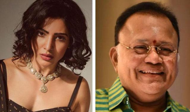Samantha React On Radha Ravi Nayanthara Issue
