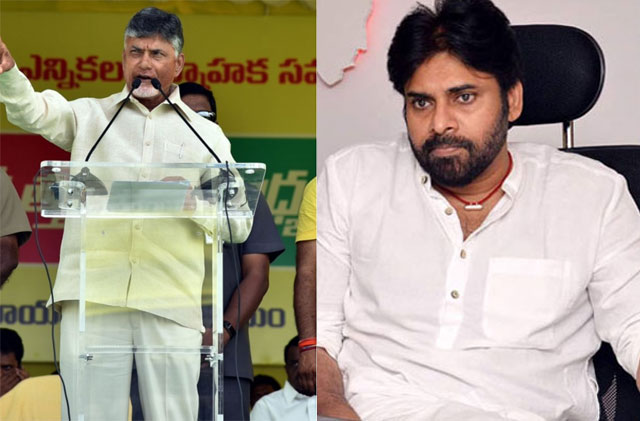 This Comments Are Proof For Pawan With Chandra babu