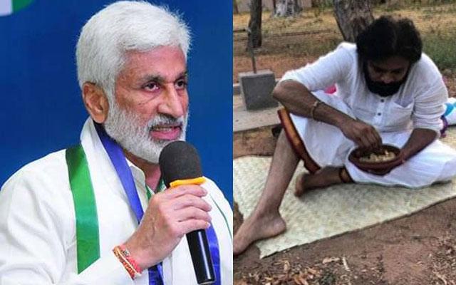 Vijaya Sai Reddy Comments On Pawan Kalyan