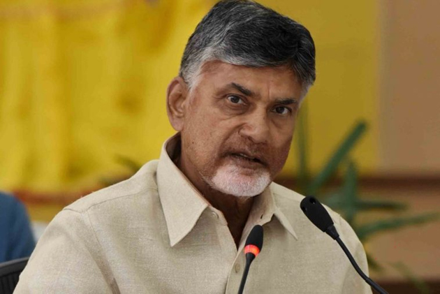 YSRCP Comments on Chandrababu Naidu
