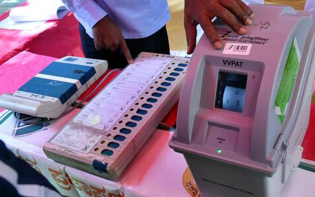 21 opposition parties file review petition in SC for 50% verification of VVPats