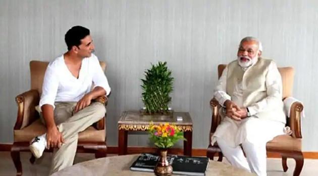 Akshay Kumar And Pm Modi Is Getting Trolled On Social Media