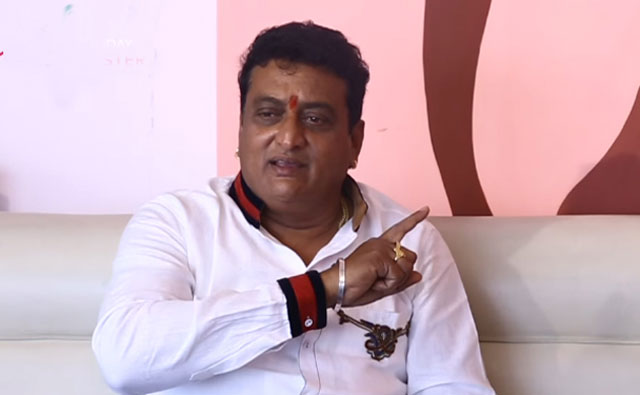 Ali Suffered With Pawan Comments Says Comedian Prudvi