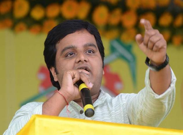 Ayyanna patrudu son Chintakayala Vijay Comments on Elections