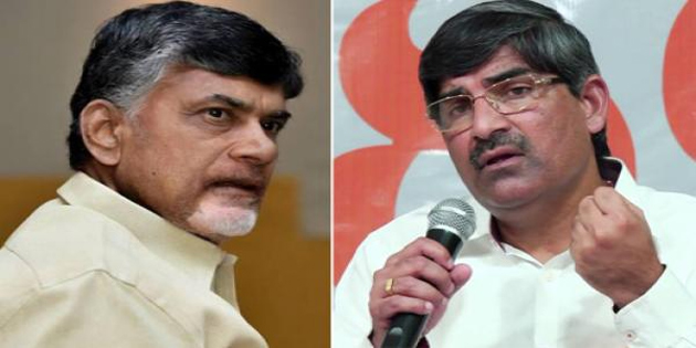 CS LV Subramanyam report crucial for EC to nail Chandrababu Naidu