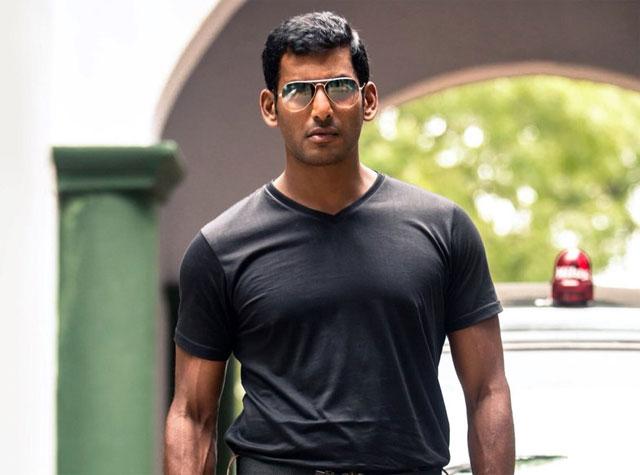 Hero Vishal Looking For Abhimanyudu Sequel