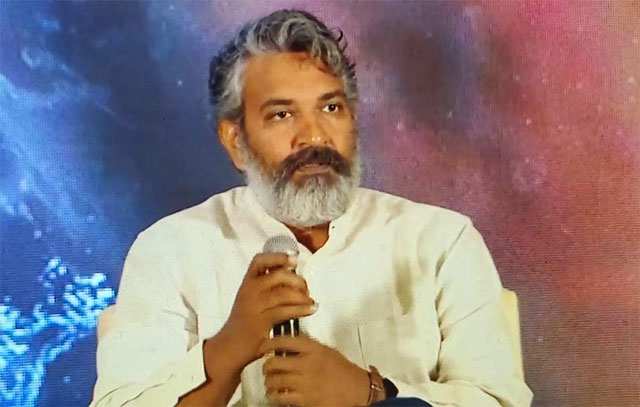 Is Rajamouli Compromise In RRR Movie Script