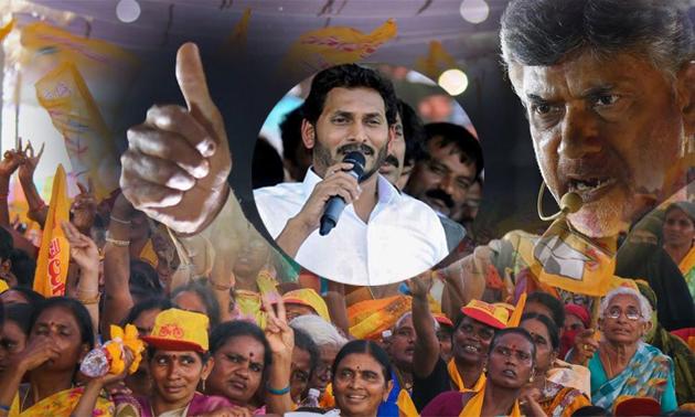 Jagan Explaines Women Voters on About Chandrababu naidu