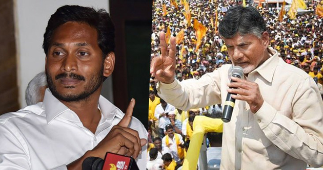 Jagan and Chandrababu Naidu Shows Confidence to Win in Andhra Elections 2019