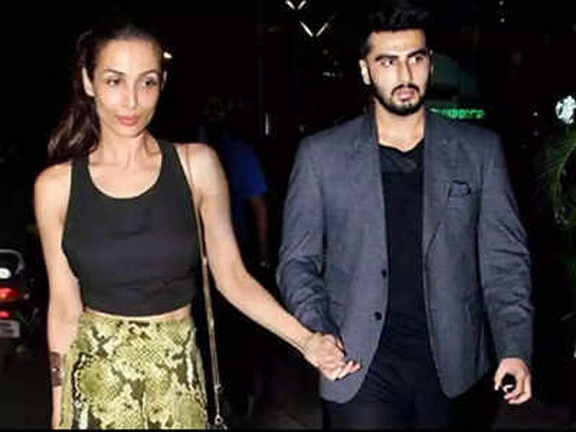 Malaika Arora Khan And Arjun Kapoor