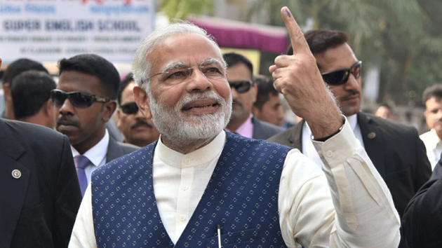 Narendra Modi first choice for PM, way ahead of Rahul Gandhi: Cvoter-Ians tracker