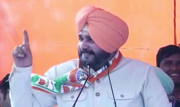 Navjot Singh Sidhu Attacks PM Modi over Asaduddin Owaisi