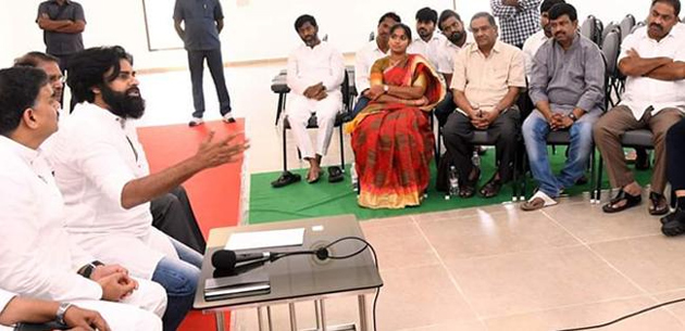 Pawan kalyan Comments on Election Results