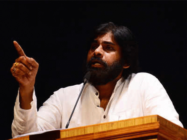 Pawan kalyan On About His Strength in Andhra Elections