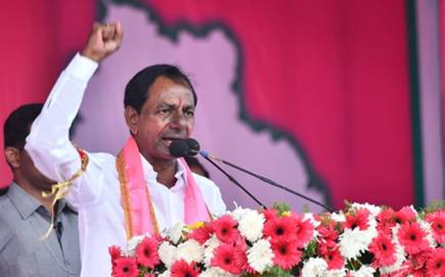 Reason Behing KCR Confidence on About National Politics