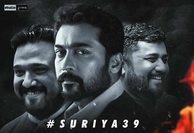 Shiva going To Direct with #Suriya39