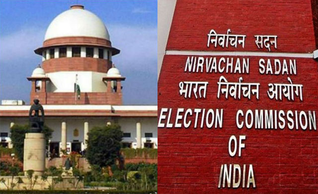 Supreme Court Fires On Election Commission