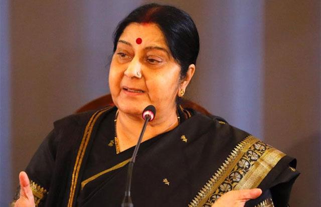 Sushma Swaraj Fires On Azam Khan