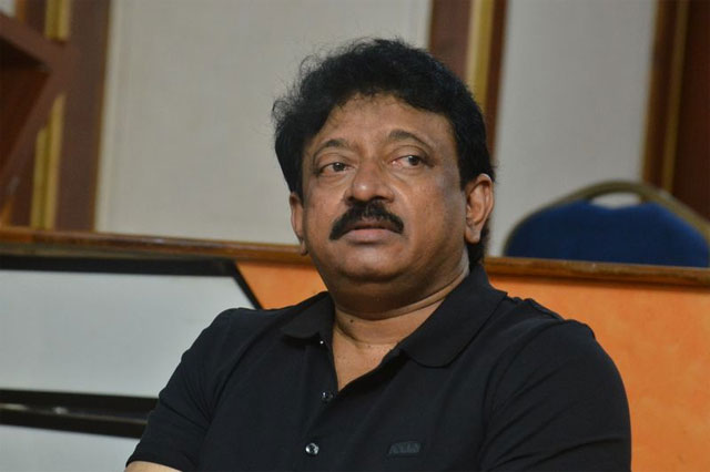 TDP Complaint Against RGV For Posting Morphed Pics Of Chandrababu