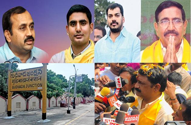 Top 5 Constiuencies in Andhra over Election Expenditure