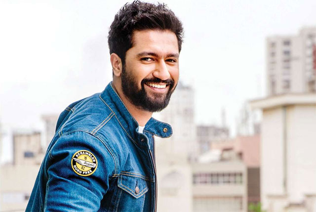 Vicky Kaushal Breaks Cheekbone While Shooting , Gets 13 Stitches