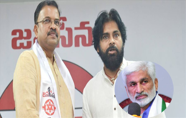 Vijay Sai Reddy Fires on JD Laxminarayana And Chandrababu naidu
