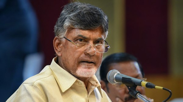 Chandrababu Naidu Changes Opinion on About Exit Poll Surveys