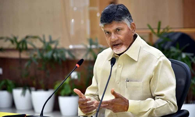 Chandrababu Naidu On About Poll Counting