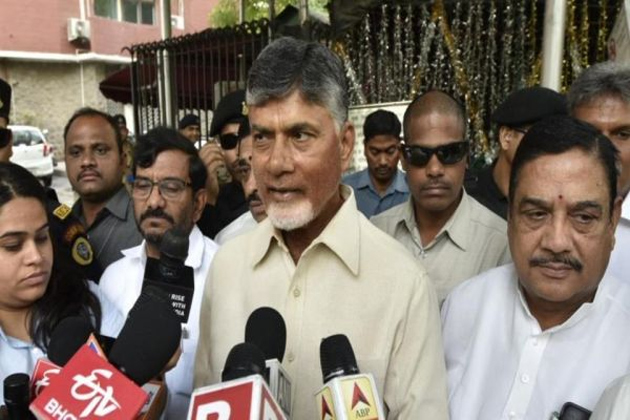 Chandrababu naidu Not Interested with Prime Minister Post
