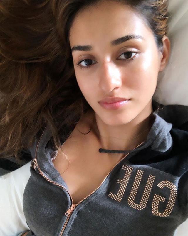 Disha Patani Glamorous Selfie