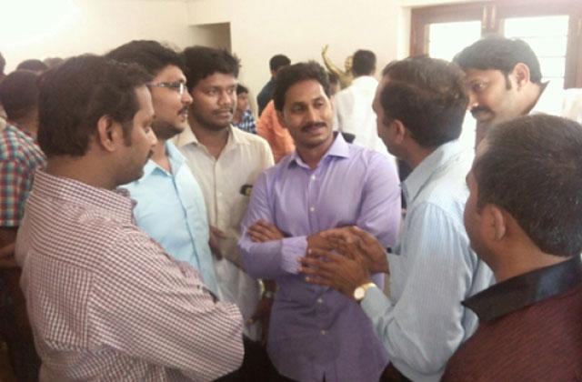 Huge Responds To Ys Jagan Praja Darbar At Pulivendula