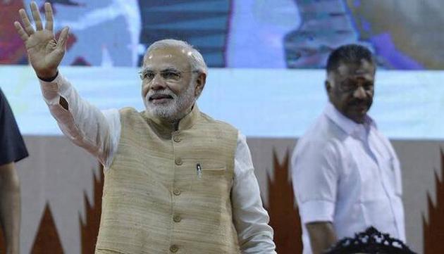 JDU and Anna DMK joins in Narendra Modi Cabinet