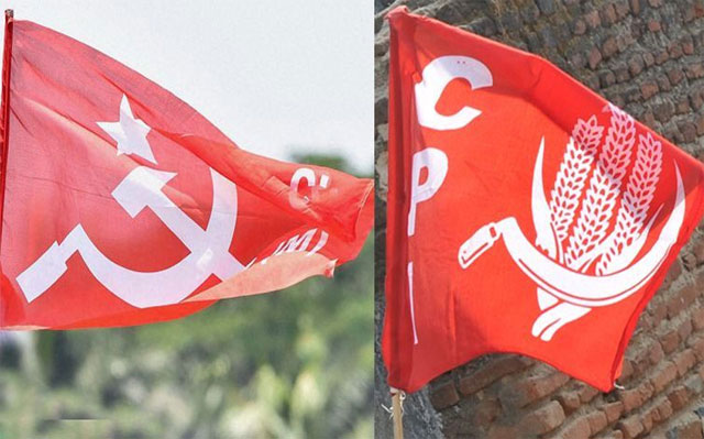 No Deposits To Communist Parties In Westbengal In 2019 Elections