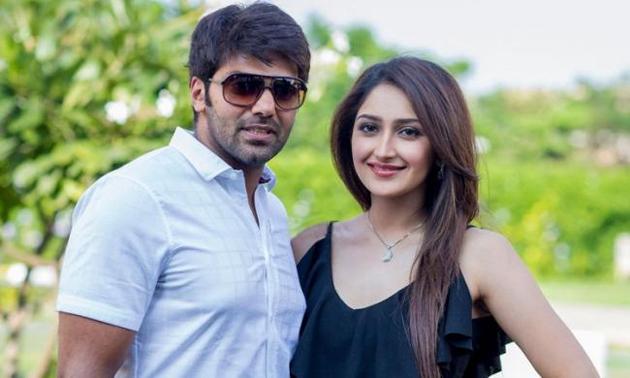 Sayesha Saigal Praises Husband Actor Arya