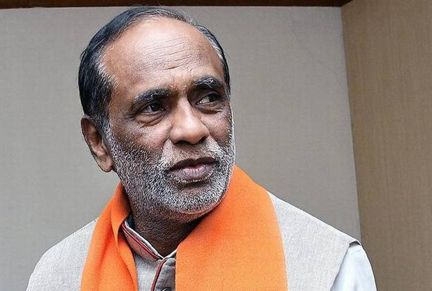 Telangana BJP President Laxman Comments on Chandrababu Naidu